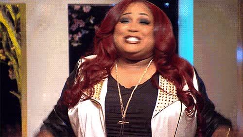 """Watch and share Badgirlsclub: """" """"Turn It Up, Turn It Up, Turn It Up!"""" Don't Miss Our Live GIF Party Tuesday Night At 8/7c During The Reunion: Part 1!!! """" GIFs on Gfycat"""