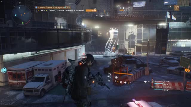Watch and share The Division GIFs by Robospike on Gfycat