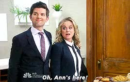 Watch high-fiving a million angels GIF on Gfycat. Discover more ann perkins, leslie knope, mine, parks and rec, parks and recreation, spoilers GIFs on Gfycat