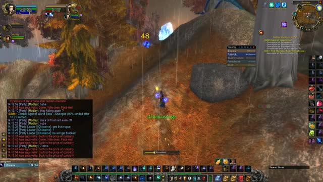Watch and share World Of Warcraft - Classic 2019.11.28 - 14.14.44.04.DVR GIFs by drweavil on Gfycat