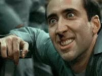 Watch and share Nicolas, Cage, Nic, Laugh, Laughing GIFs on Gfycat