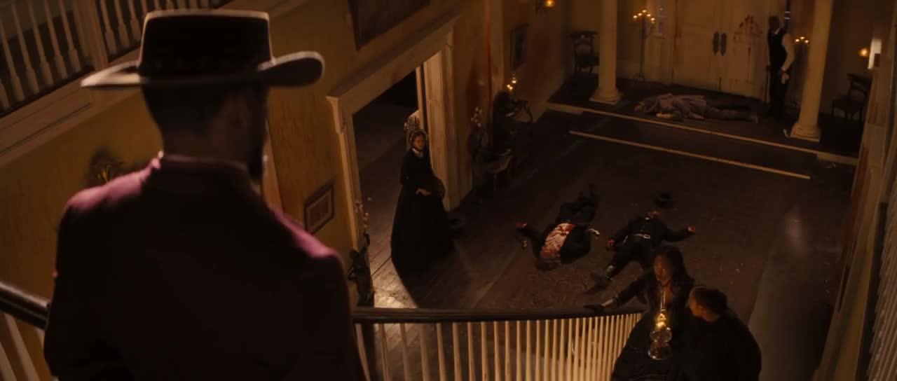 django, Django final scene HD GIFs