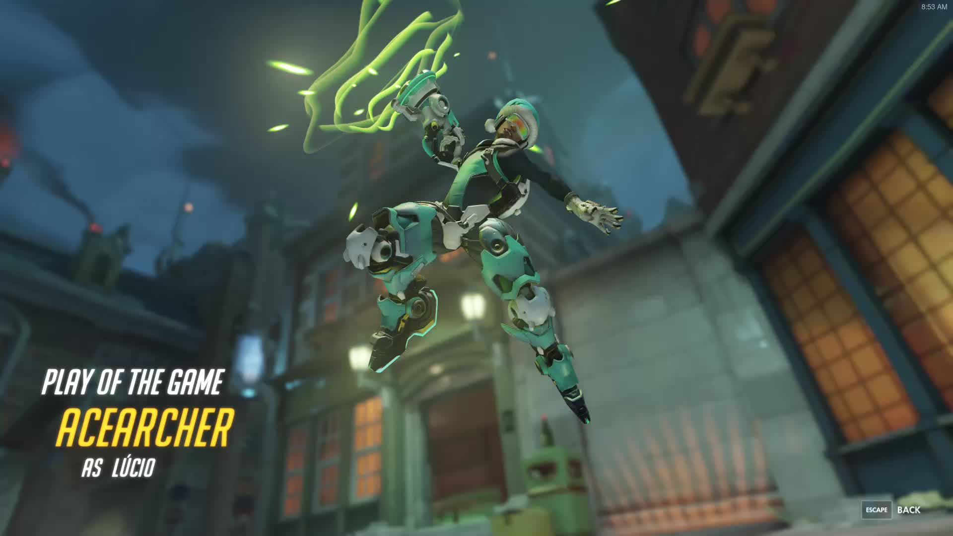 Lucio Hippity Hoppity Get Off My Property