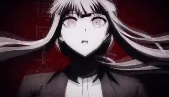 Danganronpa 3 (both openings) GIFs