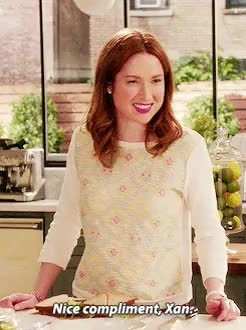 Watch and share Kimmy Schmidt GIFs and Ellie Kemper GIFs on Gfycat