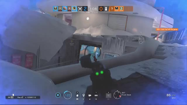 Watch and share Zaolfe TomClancysRainbowSixSiege 20181213 12-10-12 GIFs on Gfycat
