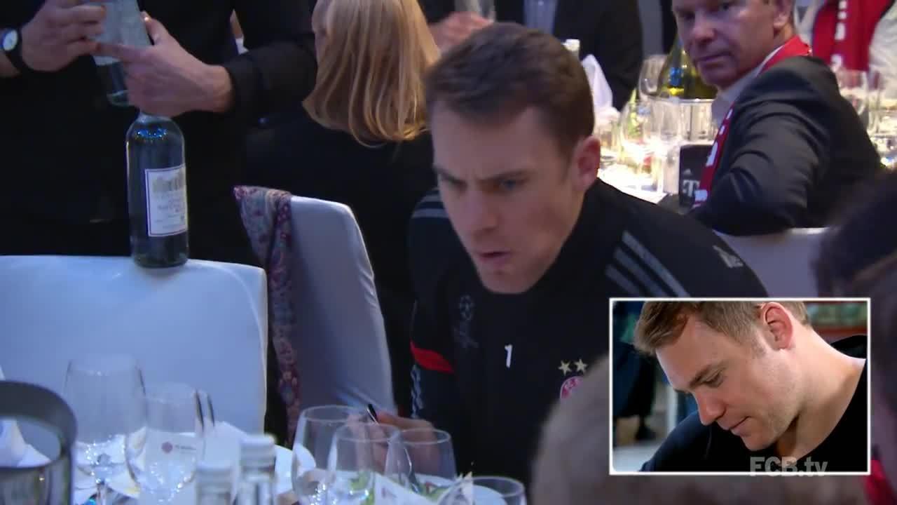 fcbayern, Manuel Neuers charming smile (reddit) GIFs