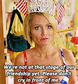 Watch and share Kristin Chenoweth GIFs and Friend GIFs on Gfycat
