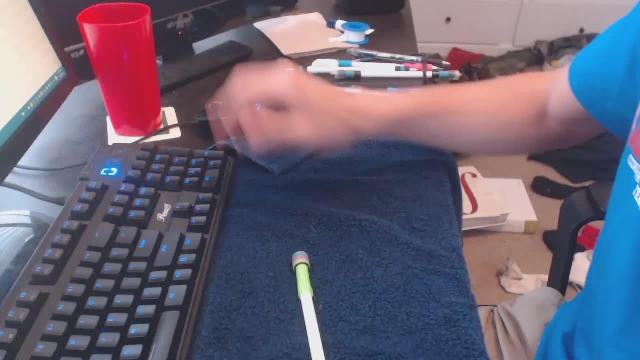 penspinning, Inverse Sonic GIFs