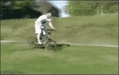 Watch bike fail GIF on Gfycat. Discover more related GIFs on Gfycat