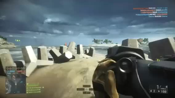 Watch and share Never Give Up! (BF4) GIFs on Gfycat