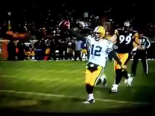 Watch and share Animated Green Bay Packers   Aaron Rodgers Gif Thread GIFs on Gfycat