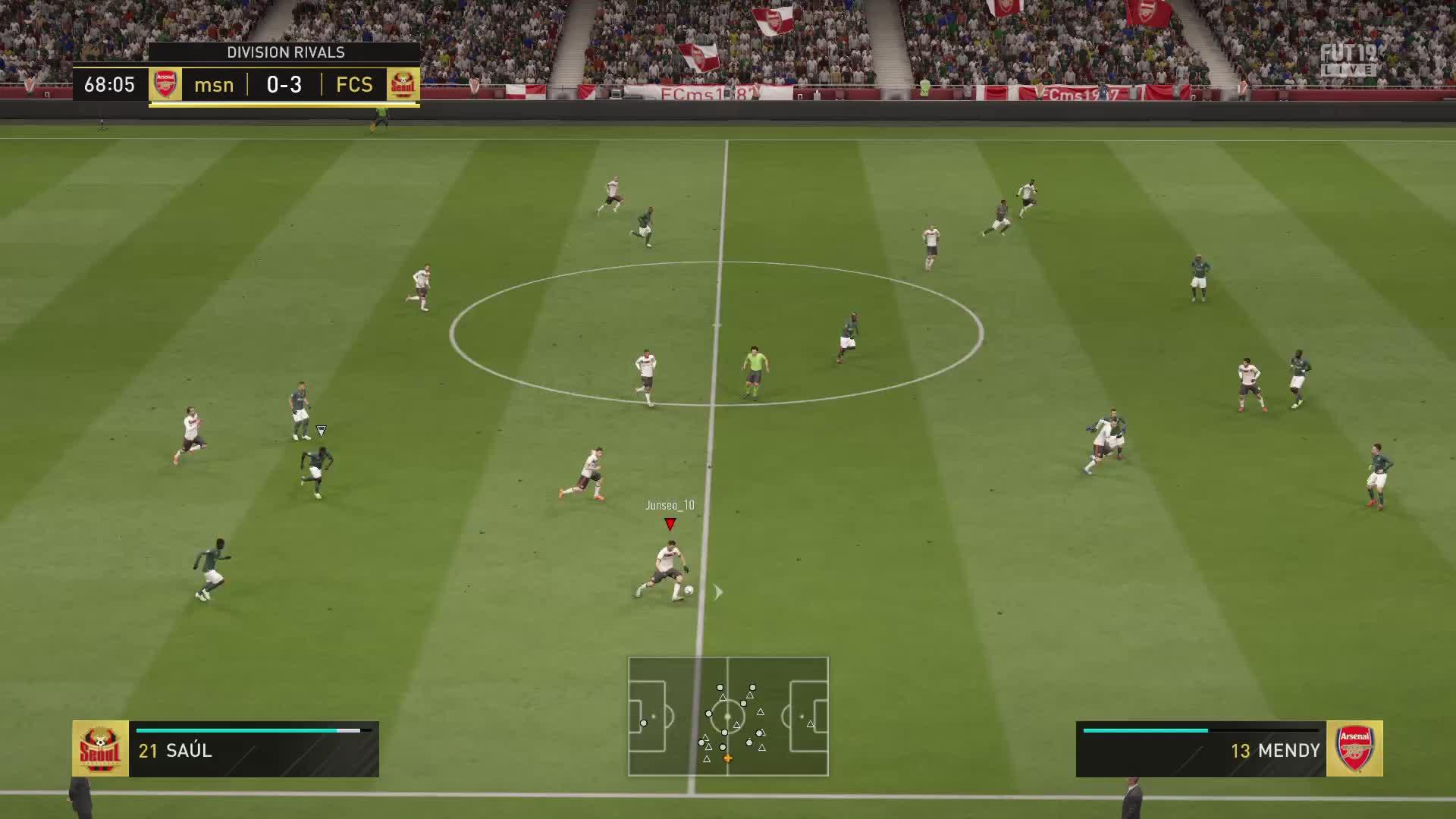 #ps4share, fifa, fifa 19, gaming, jamie lee, playstation 4, sony interactive entertainment, FIFA 19_20190503003502 GIFs