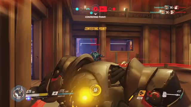 Watch and share Overwatch GIFs by pandawhale on Gfycat