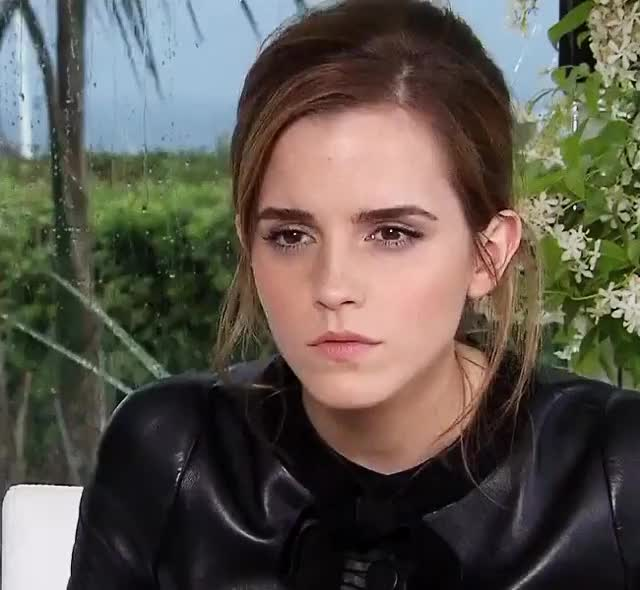 Watch :listening intently: GIF on Gfycat. Discover more Emma Watson GIFs on Gfycat