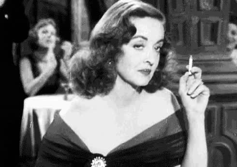 Watch Bette as Margo Channing in All About Eve GIF on Gfycat. Discover more bette davis GIFs on Gfycat