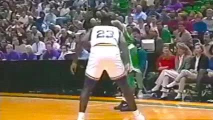 Watch and share Sherman Douglas, Boston Celtics GIFs by Off-Hand on Gfycat
