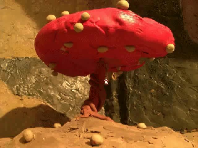 Watch The Neverhood - Mushroom GIF on Gfycat. Discover more related GIFs on Gfycat