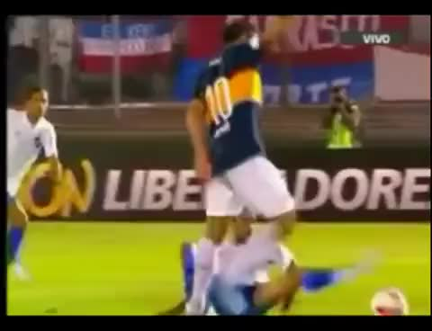 Watch and share Riquelme GIFs and Roman GIFs on Gfycat