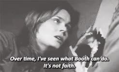 Watch and share Booth X Brennan GIFs and Emily Deschanel GIFs on Gfycat