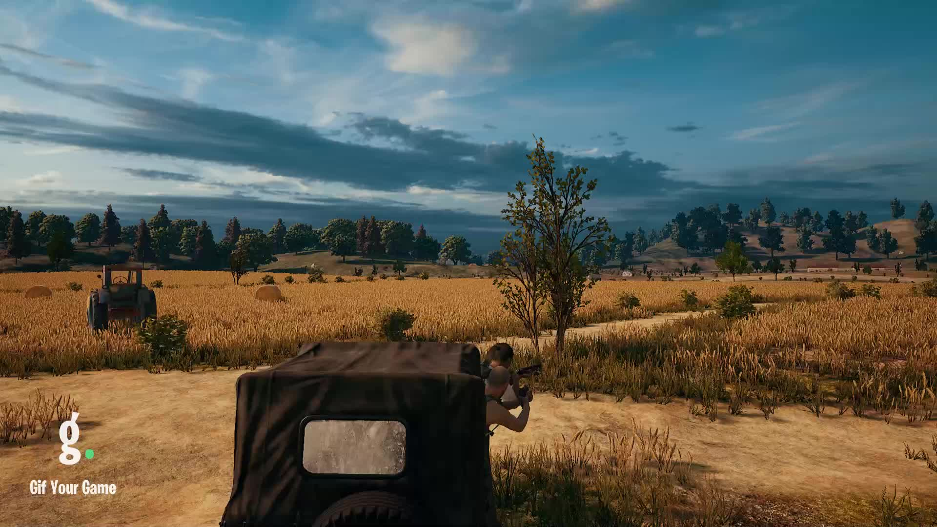Gif Your Game, GifYourGame, PUBATTLEGROUNDS, pubg, gifyourgame user clip 6 GIFs