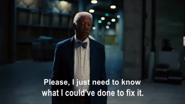 Watch and share The Dark Knight Rises GIFs and Morgan Freeman GIFs on Gfycat