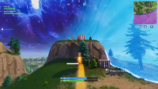 Watch and share Fortnite GIFs and Rocket GIFs on Gfycat