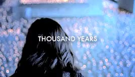 Watch and share A Thousand Years GIFs and My Edit GIFs on Gfycat
