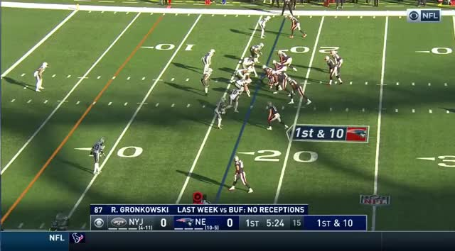 Watch and share 4 Brady To White 17yd TD GIFs on Gfycat