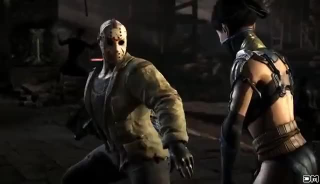 Mortal Kombat XL Jason Performs All Character Fatalities GIF | Find