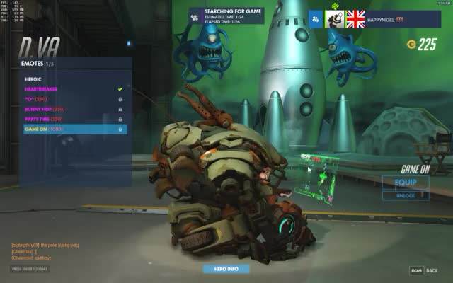Watch and share Overwatch GIFs and Dva GIFs by happynigel on Gfycat