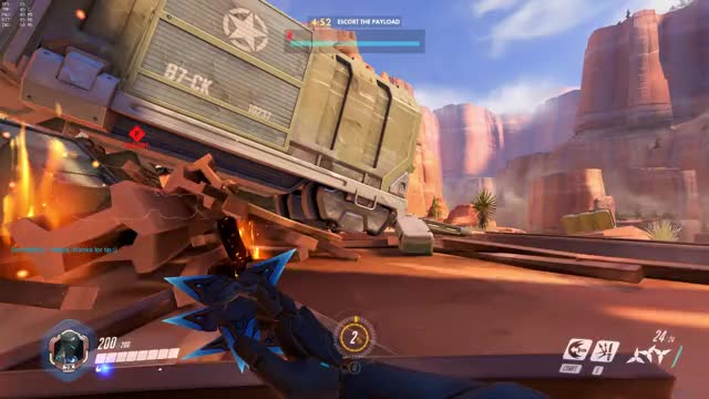 Watch Ty GIF by @nospacess on Gfycat. Discover more overwatch GIFs on Gfycat