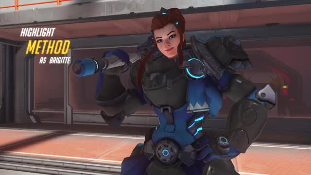 Watch and share Briggggggg GIFs and Overwatch GIFs by Method on Gfycat