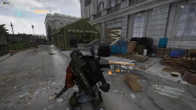 Watch and share Tom Clancy's The Division 2 2019.04.06 - 19.02.06.05.DVR GIFs by sprtms0158 on Gfycat