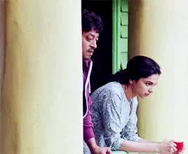 Watch and share Deepika Padukone GIFs and Irrfan Khan GIFs on Gfycat