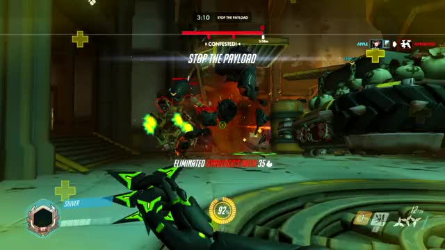 Watch Shiver's Nanoboosted Dragonblade POTG GIF by Fr0stbiteOW (@shivermuramasa) on Gfycat. Discover more Dragonblade, Genji, Nanoboost, Outlaws, Overwatch, POTG, QuadKill, ShiverMuramasa, Ult GIFs on Gfycat