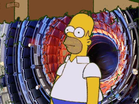 Make homer back into anything you'd like. Xpost/TheSimpsons : InternetIsBeautiful GIFs