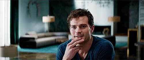 Watch and share Jamie Dornan GIFs and Celebrities GIFs on Gfycat