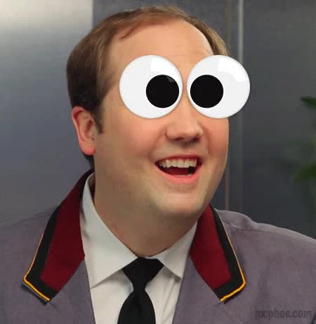 Watch and share Googly Eyes GIFs on Gfycat