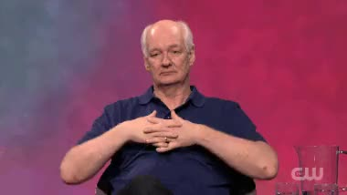 Watch and share Keegan Michael Key GIFs and Colin Mochrie GIFs on Gfycat