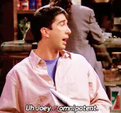 Watch and share Joey Tribbiani GIFs and Monical Geller GIFs on Gfycat