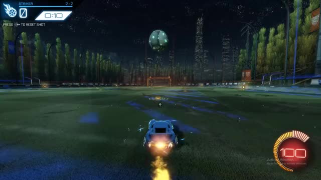 Watch and share Flip Reset Goal GIFs and Airdribble GIFs by LHZ | MostEdibleGooch on Gfycat