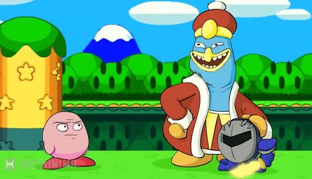 kirby, Kirby GIFs