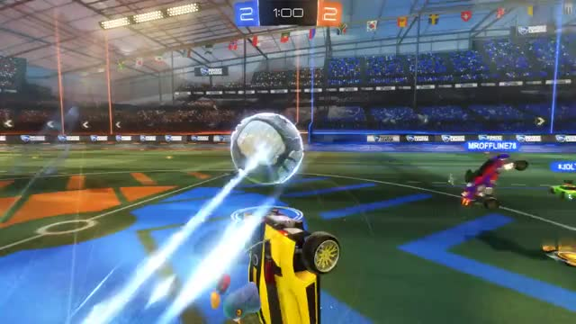 Watch and share Rocket League GIFs and Teamwork GIFs on Gfycat
