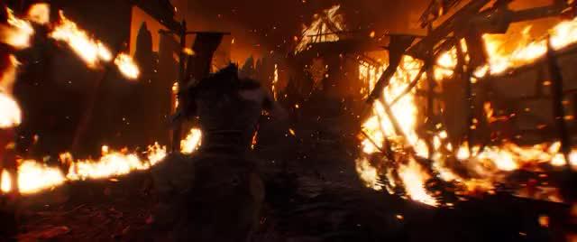 Watch and share Hellblade Senua's Sacrifice - Impressive Animations.mkv GIFs on Gfycat