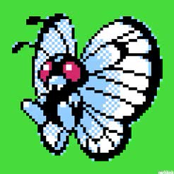 Watch and share Pokemon Crystal GIFs and Butterfree GIFs on Gfycat
