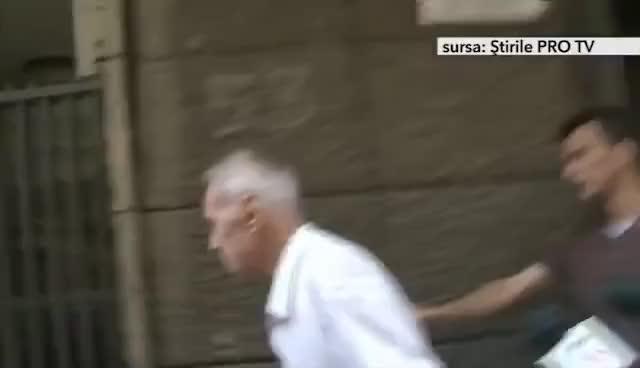 """Watch Visinescu: """"Futu-ţi Cristosu' mă-tii să-ţi fut"""" GIF on Gfycat. Discover more Comunism, romania, securitate, tortionar, visinescu GIFs on Gfycat"""