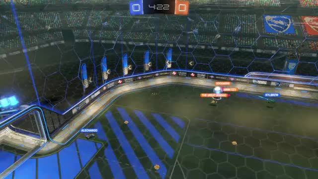 Watch and share Rocket League GIFs by kylbrew on Gfycat