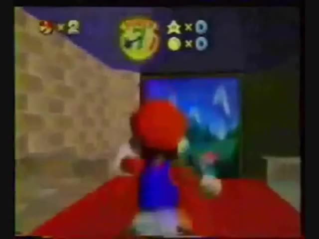 Watch and share Super Mario 64 Beta GIFs and Nintendo Ultra 64 GIFs on Gfycat