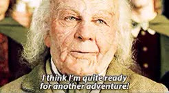 Watch and share Queue Have Heart GIFs and Bilbo Baggins GIFs on Gfycat